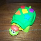 Fisher Price 2002 Push Turtle - Learn Shapes & Colors