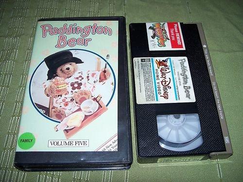 Paddington Bear - Volume 5 (VHS) 12 episodes
