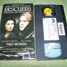 Rescuers Stories of Courage VHS Sela Ward Elizabeth Per