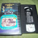 Wonderful World of Disney Run, Appaloosa, Run VHS RARE