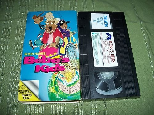 Bebe's Kids (VHS, 1993) Animated Robin Harris