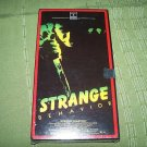 Strange Behavior VHS Brand NEW