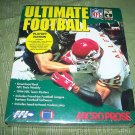 Ultimate Football Playoff Edition Game New & Seal PC