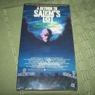 A Return To Salem's Lot VHS Brand NEW