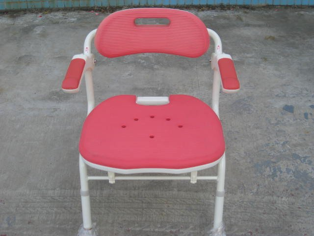 2SCH11-SHC005 Shower Chair/ Shower Chair with removable EVA Covers