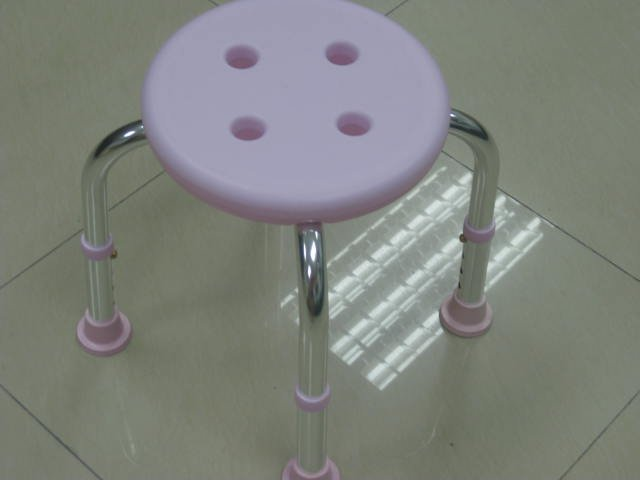 2SHC11-SHC007 Shower Chair with height adjustable