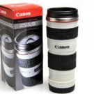 Canon Lens EF 70-200mm L Thermos Travel Mug Cup