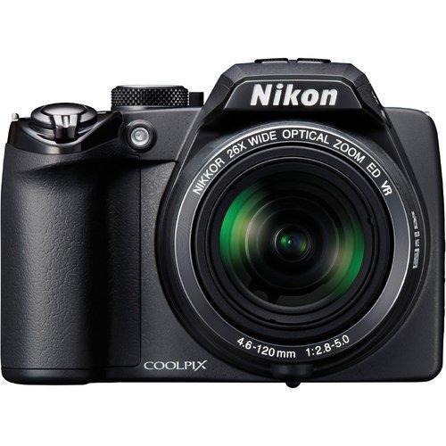 CoolPix P100 Digital Camera (Black)