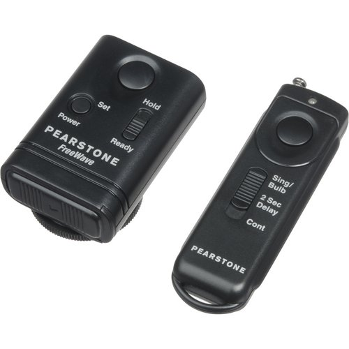 Pearstone RW-C2 FreeWave Wireless Remote Shutter Release
