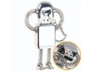 4G USB 2.0 Flash Memory Drive U-Disk - Metal Robot