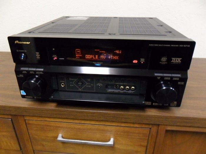 Pioneer VSX-82TXS ELITE Audio / Video Receiver