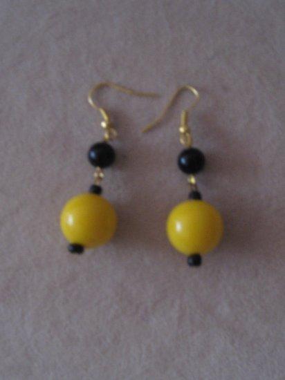 Colorful Vintage Earrings