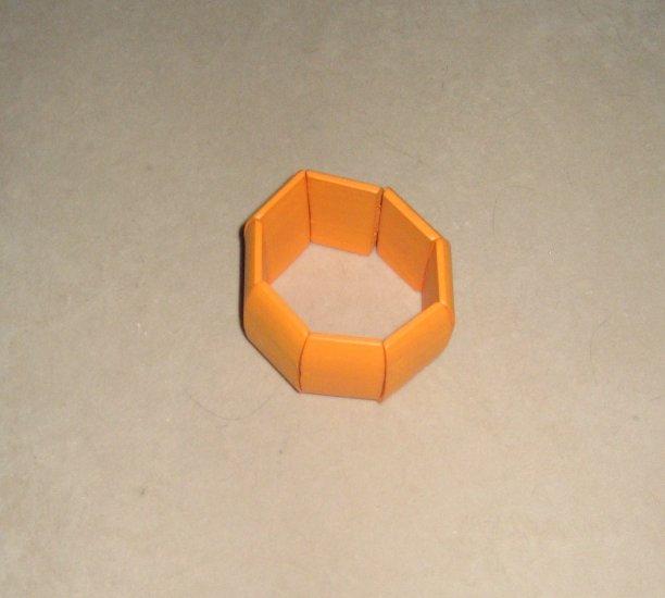 Fun Orange Bracelet