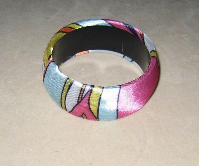 Fun Colorful Bangle Bracelet