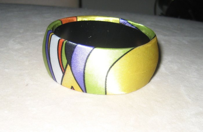 Vibrant Bangle Bracelet