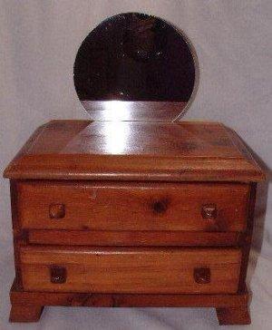 Doll Dresser (Cedar Wood)