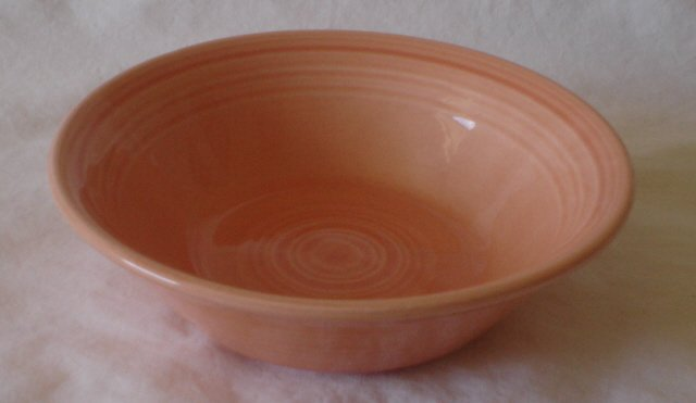 Metlox Colorstax Terra Cotta Soup / Cereal Bowl NEW
