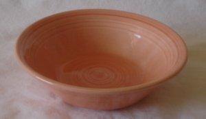 Metlox Colorstax Terra Cotta Soup / Cereal Bowl NEW