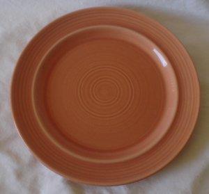 Metlox Colorstax 10 1/3 Dinner Plate Terra Cotta NEW