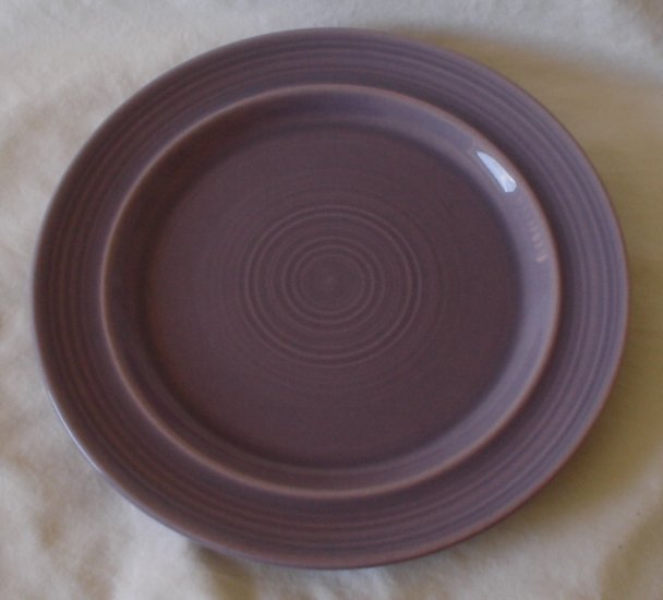 Metlox Colorstax 10 3/4 Dinner Plate Lilac NEW