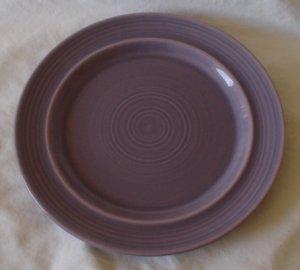 Metlox Colorstax 10 3/4 Dinner Plate Lilac NEW