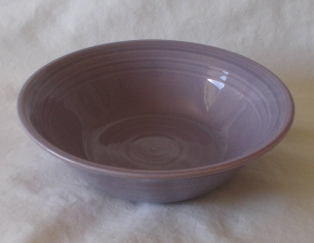 Metlox Colorstax Soup / Cereal Bowl Lilac NEW