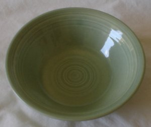 Metlox Colorstax Soup / Cereal Bowl Jade NEW