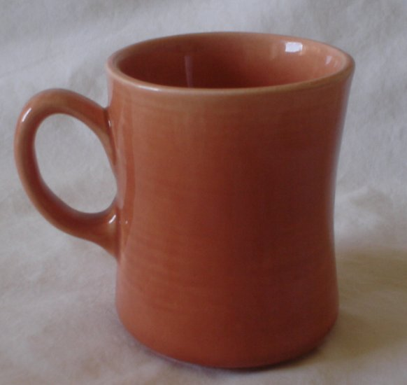 Meltox Colorstax Coffee Mug / Cup Terra Cotta NEW