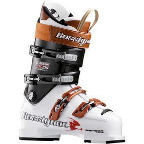 NEW Rossignol B-Squad Pro Carbon 130 Ski Boots10.5 Mens