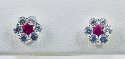 Diamond Earrings JE 0026