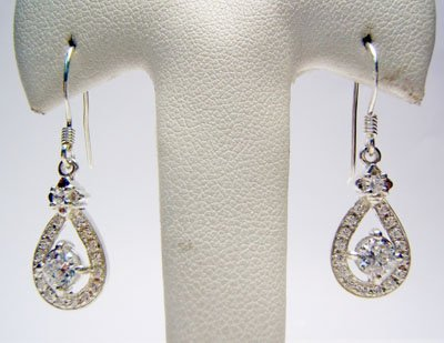Gemstone Earrings JE 0008