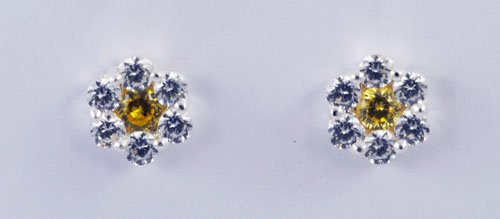 Diamond Earrings JE 0027