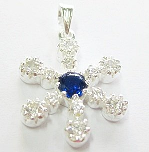 Diamond Pendant JP 0061