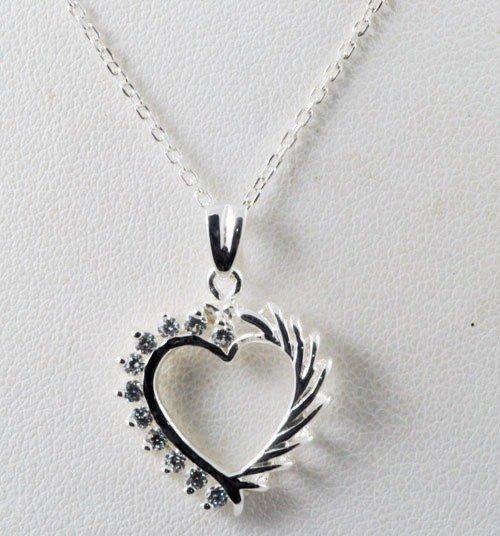 Heart Pendant JP 0023