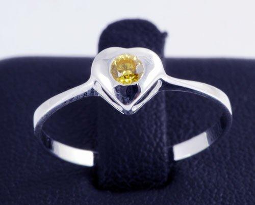 Heart Shape Diamond Ring JR 0064