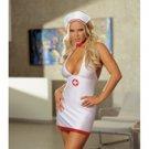 2 pc Bedroom Nurse Outfit