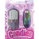 Candies Metallic Bullets