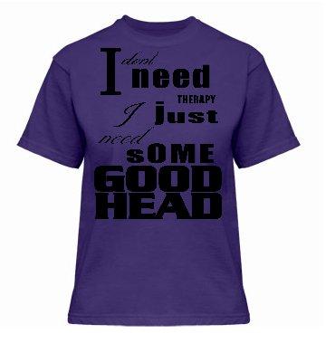 Women's Good Head T-Shirt