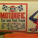 MOTORIFIC CAR AND TEST TRACK