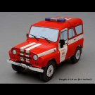 UAZ 31514 Fire Depot. 1/24 scale model kit