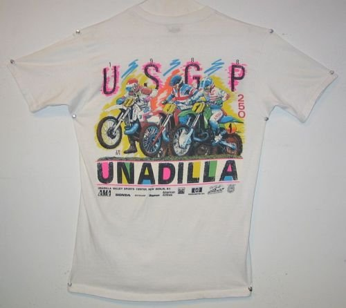 Motorcycle 1988 Unadilla 250 MX US GP Thrilla!