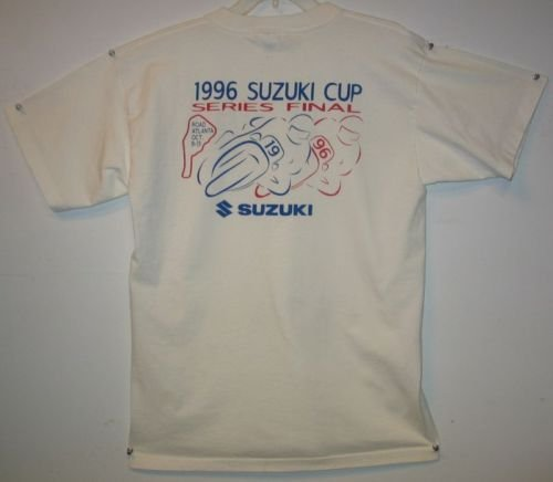 Motorcycle 1996 Suzuki Cup Series Final Road Atlanta