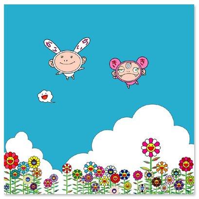 Takashi Murakami Prints If I Could Only (Kaikai Kiki)