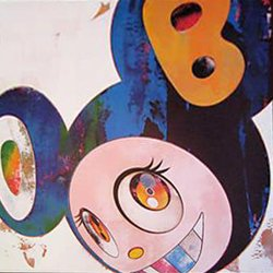 Takashi Murakami Prints And Then Dob Cream