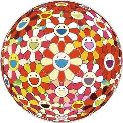 Takashi Murakami Prints Goldfish Flowerball
