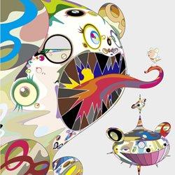 Takashi Murakami Prints Homage to Francis Bacon Silkscreens