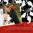 Wedding Save the Date Thank You Card Invitation Party