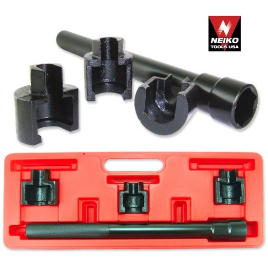 Auto Tie Rod Inner Removal Set - Nk # 20642A