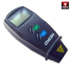 Auto Digital Laser Photo Tachometer - Nk # 20713A