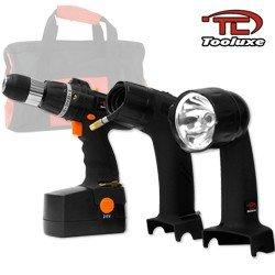 24V 3 Pcs Cordless Tools Set - Nk # 50499L
